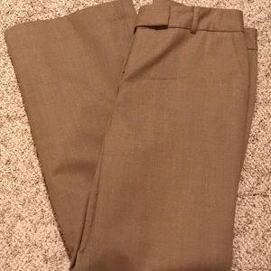 Like new, Talbots wool casual dress pants